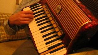 """""""Der Heiland ist geboren"""" Weinachtslied accordion hand organ"""