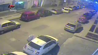 Tentato furto di un'auto, arrestati tre cassanesi