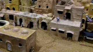 Return to Tatooine Diorama Part 2