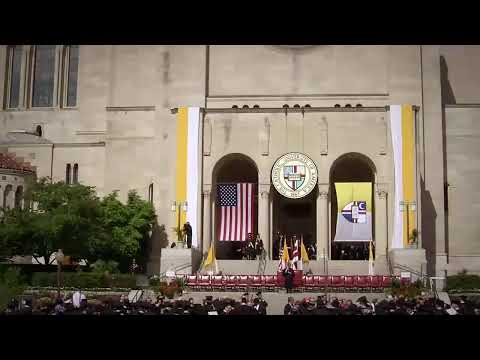 CUA Commencement 2014