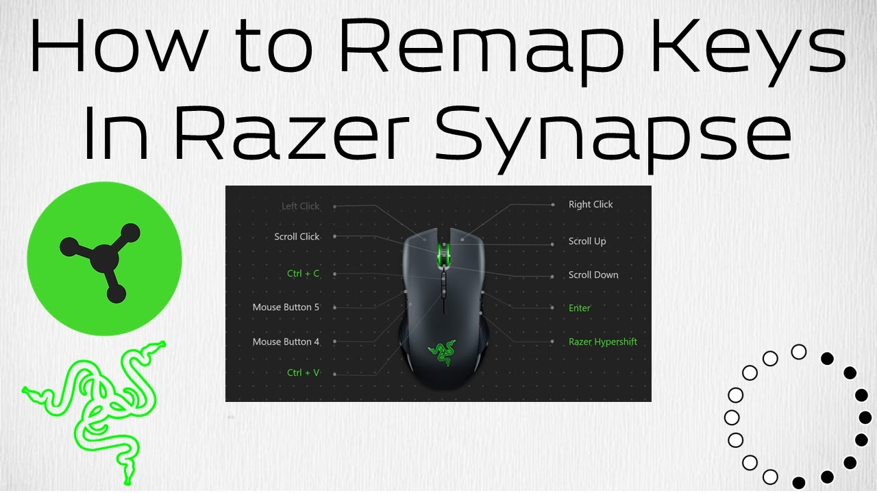How to Remap Keys in Razer Synapse