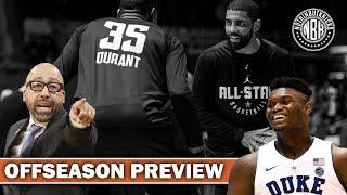 New York Knicks Offseason Preview | Free Agency | NBA Draft