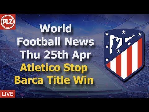 Atletico Stop Barca