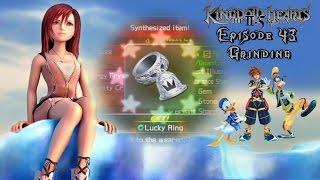 Kingdom Hearts 2.5 HD Remix: Kingdom Hearts 2 Final Mix Episode 43: Grinding