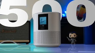 Bose Home Speaker 500 Review -…