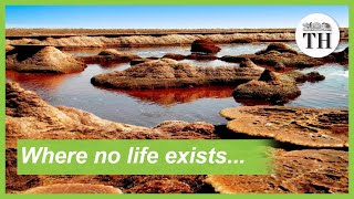 A place on Earth where no life can exist