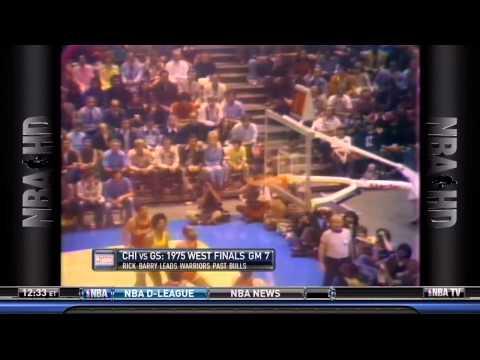 RetroBreakdown: Bulls vs. Warriors 1975 WCF Game 7