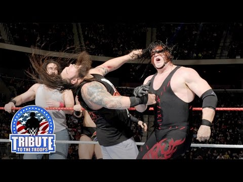 16-Man Tag Team Match: WWE Tribute to the Troops 2015