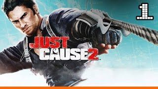 Just Cause 2 PC Gameplay - 100% Chaos - Part 1