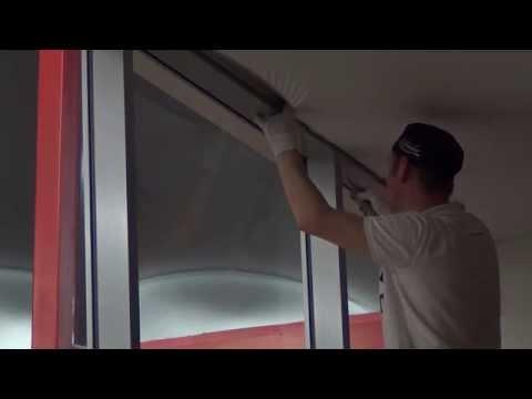 Vecta Design - Stretch ceiling installation