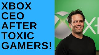 XBOX CEO Phil Spencer Wants To Be Your Dad! He