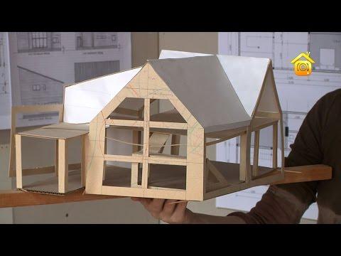 Планировка дома-амбара: от идеи до реализации // FORUMHOUSE