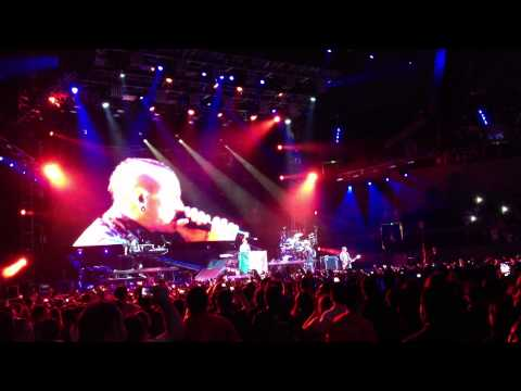 Linkin Park - New Divide - Mexico City live - 2012 - Arena Mexico