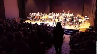 Concert de l'orchestre Amati et du Mariachi Suizo