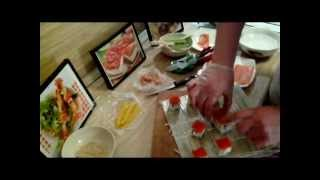 ПРАВИЛЬНОЕ приготовление суши или роллов дома