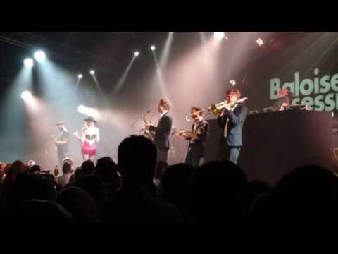 Parov Stelar live @ Baloise Session 2016 in Basel