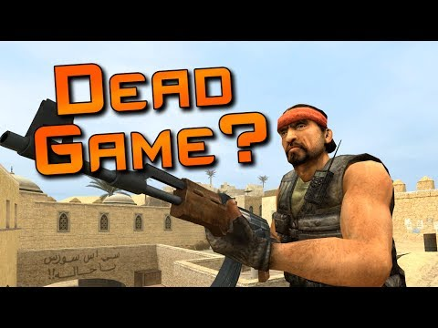 Do People Still Play Counter-Strike: Source?