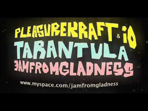 Pleasurekraft & iO - Tarantula (JamFromGladness 'More Vox' Bootleg).wmv