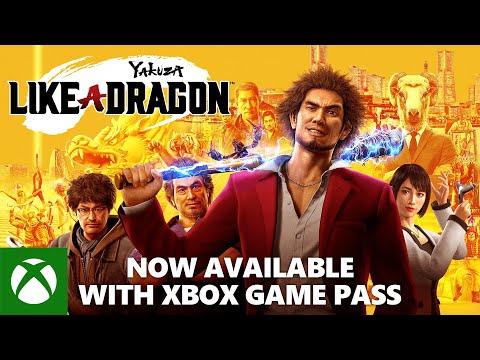 Официально: Yakuza: Like a Dragon выходит в Game Pass