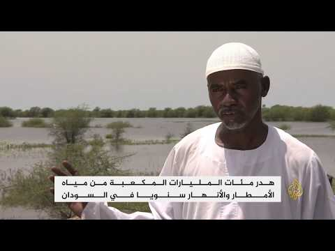 هدر سنوي لمياه الأمطار والأنهار بالسودان  - نشر قبل 2 ساعة
