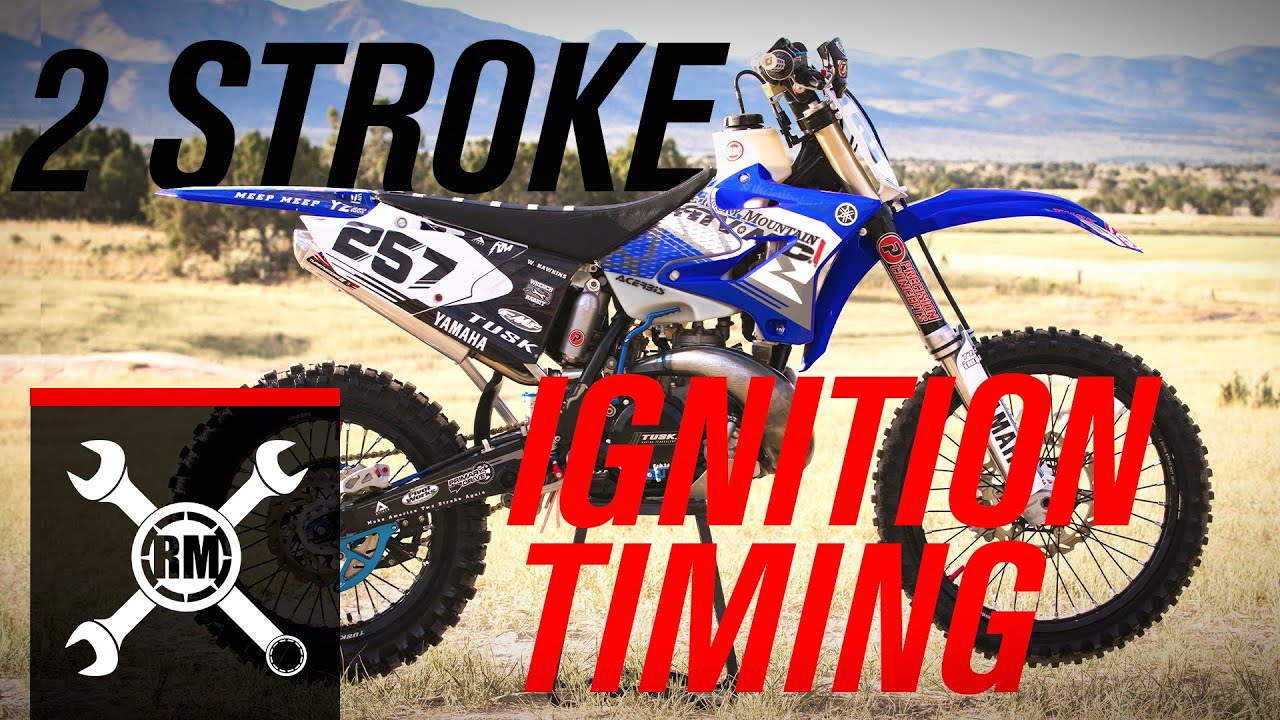 How To Set Ignition Timing on a 2 Stroke Dirt Bike