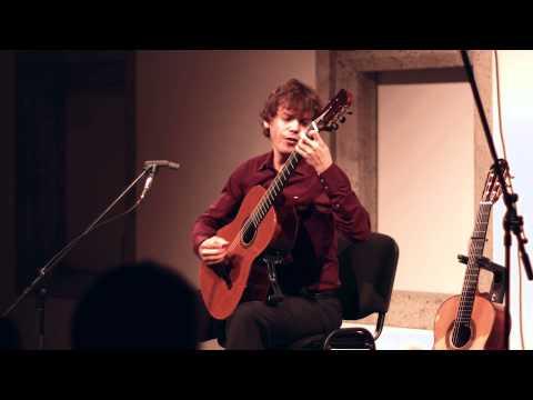 Manuel Ponce: Sonata III LIVE (Uros Baric, classical guitar)