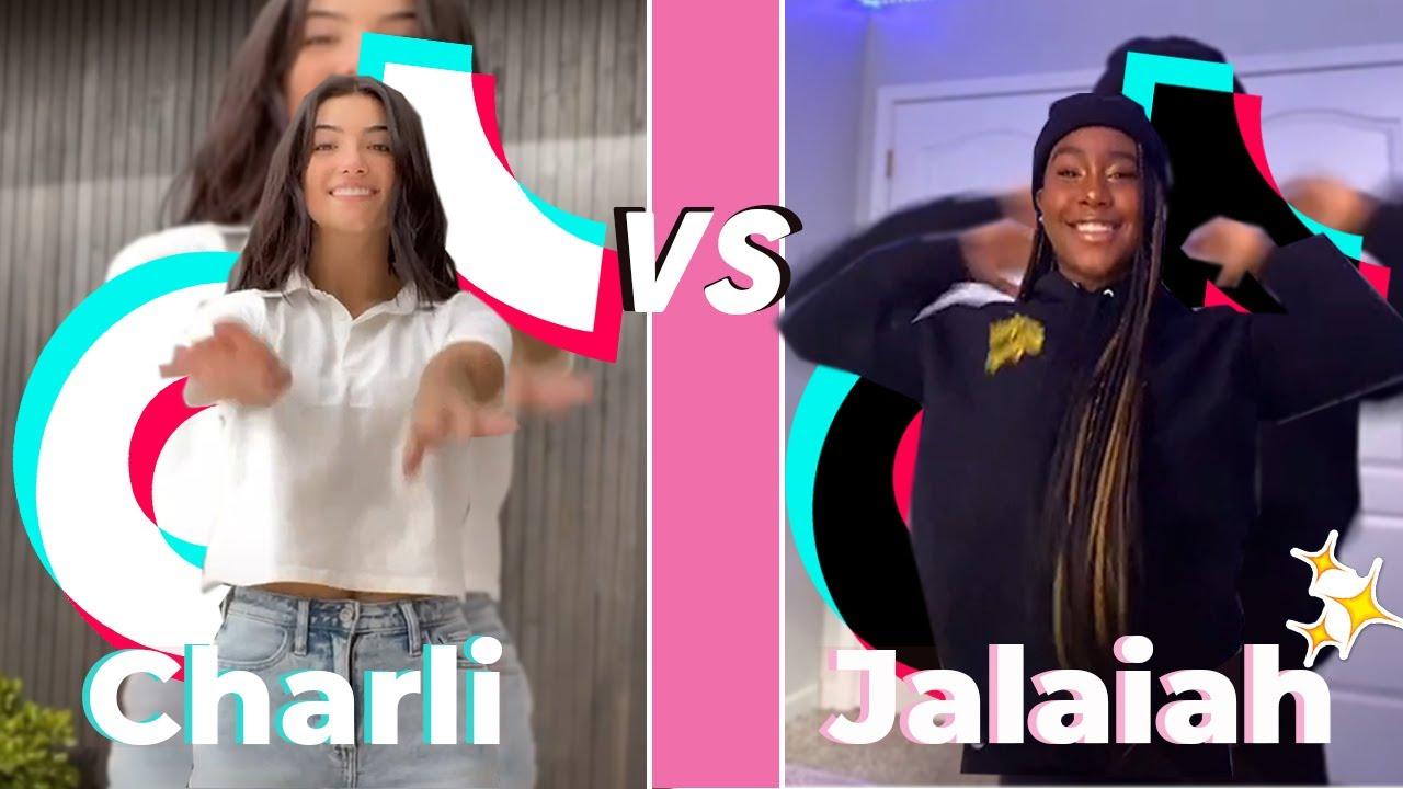 Download Charli D'amelio VS Jalaiah Harmon | TikTok Compilation 2020 | PerfectTiktok HD