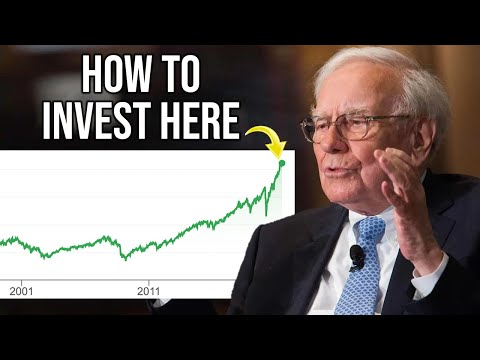 Buffett: How To Invest When Stocks Are Overpriced