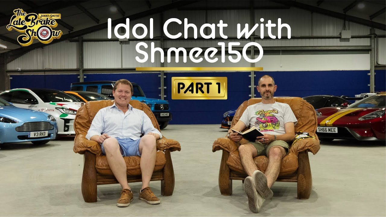 Shmee150 - the real life of a supercar YouTuber // The Late Brake Show