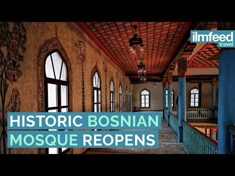 Historical Bosnian Mosque Reopens