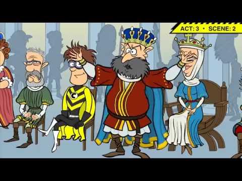 """Shakespeare's HAMLET"" Cliffsnotes' Video Summary"