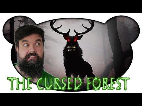 Tiere sind meine Freunde - The Cursed Forest ???? #02 (Gameplay Deutsch Facecam Horror)