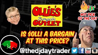 HOT PICK OF THE DAY FOR 12-11-19 $OLLI