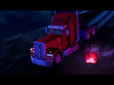 Transformers Prime Optimus Yıldız Kılıcını Alıyor Bluray HD