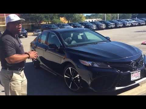 2018 Toyota Camry XLE Athens TX   Toyota Camry XLE Athens TX