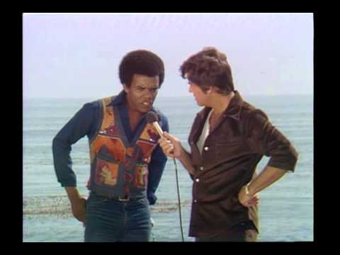 Dick Clark Interviews Johnny Nash- Action 74