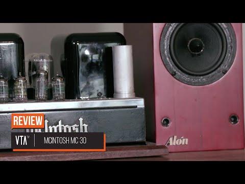 VTA Review McIntosh MC 30