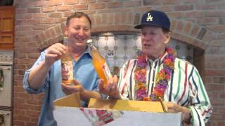 Wink Martindale Opens New Rocket Fizz Soda
