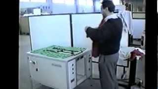 T-shirt Automatic folding & stacking machine