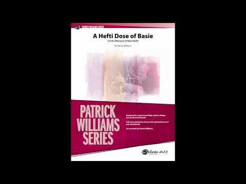 A Hefti Dose of Basie, by Patrick Williams – Score & Sound
