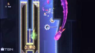 Rayman Legends - Hell Breaks Loose - All Teensies