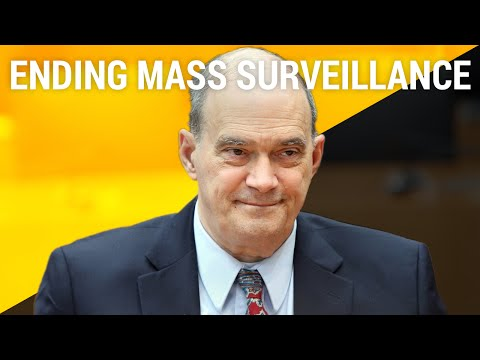 Ending Mass Surveillance In Our Lifetime - William Binney