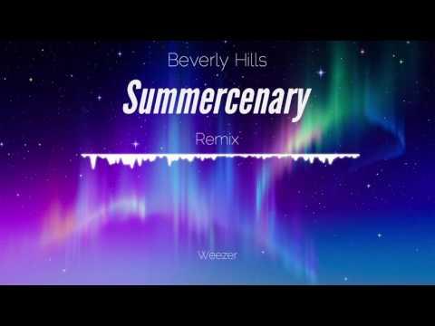 Weezer  Beverly Hills Summercenary Remix