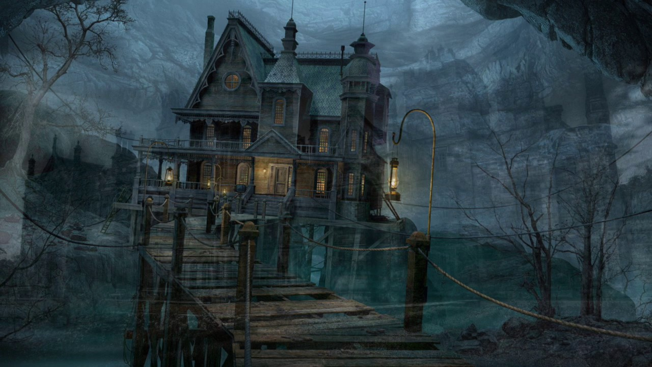 Dark Haunted House