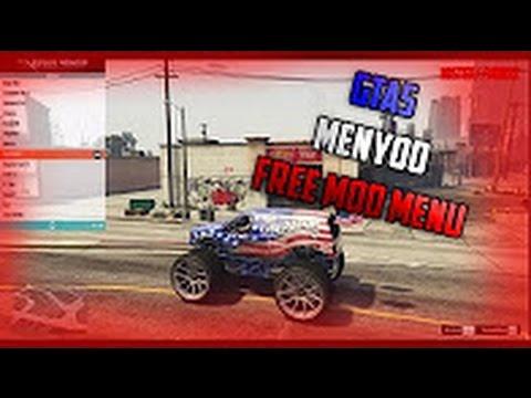GTA5 PC Menyoo Mod Menu After 1.35 +Download.