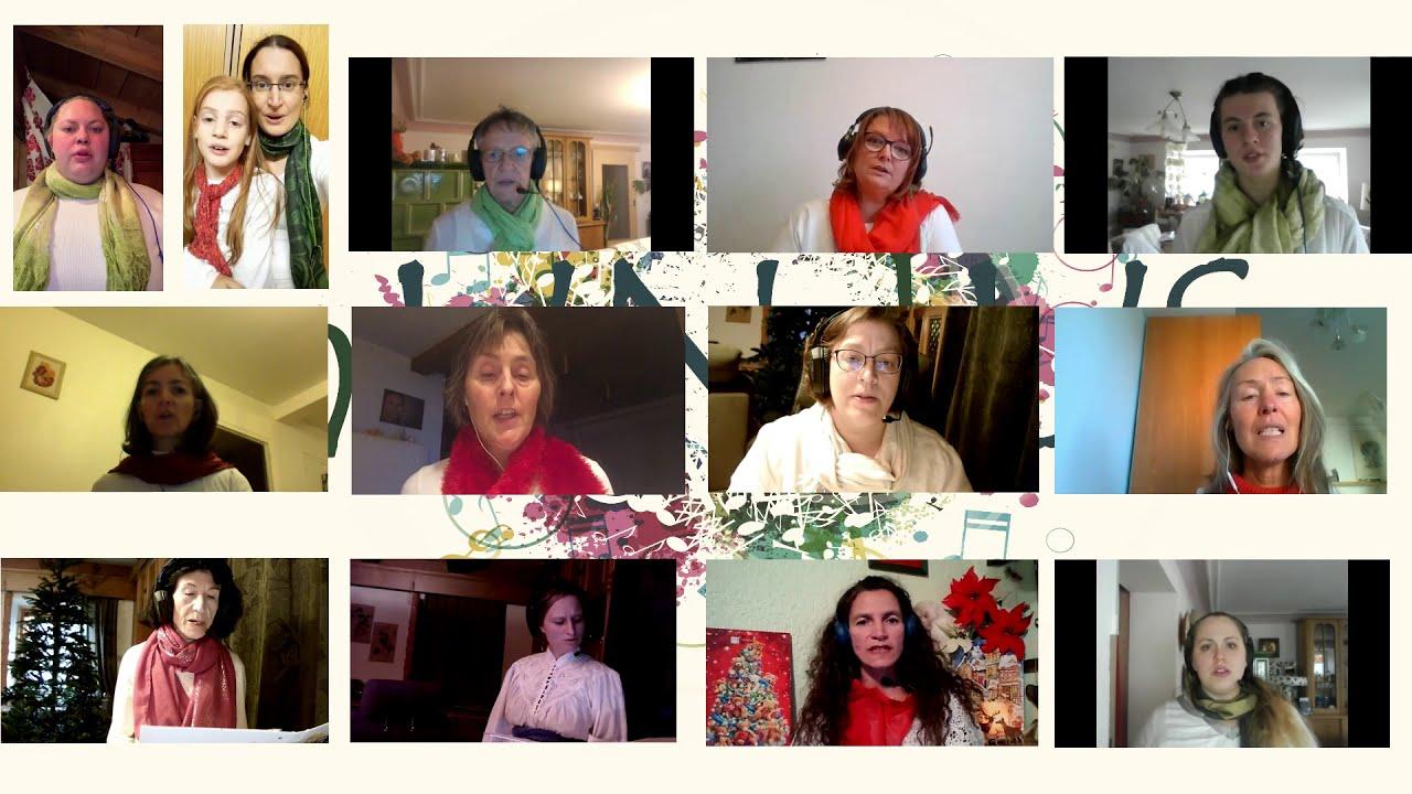 """""""Advent is a Leuchtn"""" - unser 1. virtuelles Chorprojekt"""