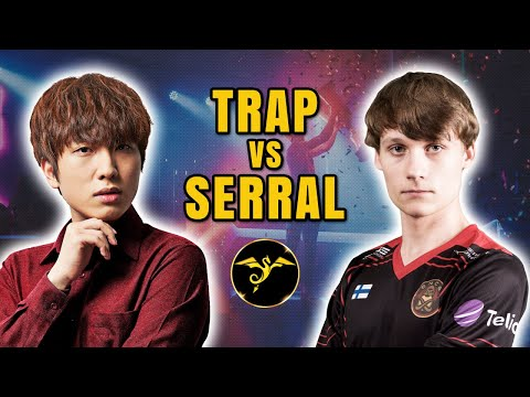 StarCraft 2 - TRAP vs SERRAL! - DreamHack SC2 Masters 2021 Fall: Season Finals