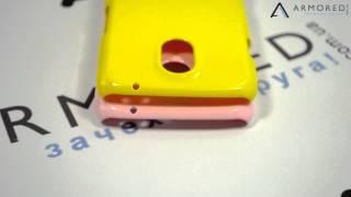 Чехол Nillkin Shiny для Samsung i9250 Galaxy Nexus. Обзор