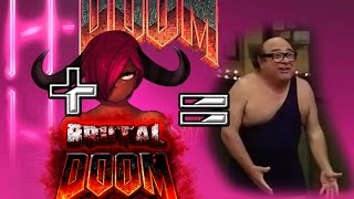 Brutal Doom and H-Doom is obviously the perfect combination you guys