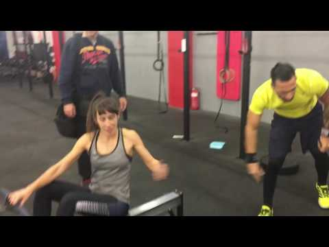 Crossfit NorthZone - The Fittest Team Workout 1 - MsM